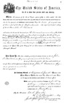 002166, US Land Patent, T25S, R11E, John P. Backesto, May 1, 1869, and BLM Land Patent Detail Sheet