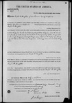 002271, US Land Patent, T25S, R11E, Joseph B. Houghton, May 2, 1870, and BLM Land Patent Detail Sheet