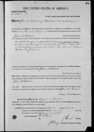 002648, US Land Patent, T25S, R11E, John A. Patchett, Nov. 10, 1870, and BLM Land Patent Detail Sheet
