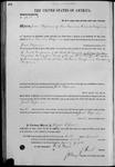002680, US Land Patent, T25S, R11E, Jacob Glassman, Nov. 10, 1870, and BLM Land Patent Detail Sheet