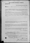 002680, US Land Patent, T25S, R11E, Jacob Glassman, Nov. 10, 1870, and BLM Land Patent Detail Sheet