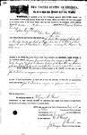 031939, US Land Patent, T25S, R11E, John A. Patchett, Oct. 29, 1870, and BLM Land Patent Detail Sheet