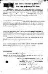 083760, US Land Patent, T25S, R12E, Joseph Carter, Hall Hamilton, William Rutherford, Nov. 10, 1871, and BLM Land Patent Detail Sheet