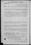 000167, US Land Patent, T25S, R14E, Sylvester J. Mason, Oct. 1, 1862, and BLM Land Patent Detail Sheet