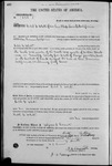 001994, US Land Patent, T25S, R14E, Caleb E. White, May 10, 1870, and BLM Land Patent Detail Sheet