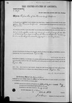 002274, US Land Patent, T25S, R14E, Leopold Ries, May 2, 1870, and BLM Land Patent Detail Sheet
