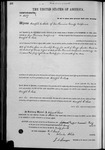 002287, US Land Patent, T25S, R14E, Adolphe Koels, May 2, 1870, and BLM Land Patent Detail Sheet