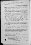 002326, US Land Patent, T25S, R14E, Andrew J. Patterson, Nathaniel G. Patterson, A. E. Purcell, May 10, 1870, and BLM Land Patent Detail Sheet