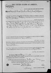 002347, US Land Patent, T26S, R10E, Manuel Alva, May 10, 1870,and BLM Land Patent Detail Sheet