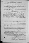 000205, US Land Patent, T26S, R11E, John Merritt, June 6, 1864, and BLM Land Patent Detail Sheet