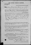 001559, US Land Patent, T26S, R11E, Isaac Foster, Vincent Foster, A. T. Foster, Nov. 10, 1868, and BLM Land Patent Detail Sheet