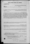 001894, US Land Patent, T26S, R11E, John W. Hendrie, July 10, 1869, and BLM Land Patent Detail Sheet