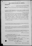 002343, US Land Patent, T26S, R11E, Thomas Dickerson, May 10, 1870, and BLM Land Patent Detail Sheet