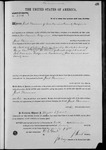 002714, US Land Patent, T26S, R11E, Jacob Glassman, Nov. 10, 1870, and BLM Land Patent Detail Sheet