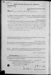 002872, US Land Patent, T26S, R12E, George Butchart, Nov. 20, 1871, BLM Land Patent Detail Sheet