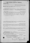 002777, US Land Patent, T26S, R11E, Henry Moody, Aug. 1, 1871, and BLM Land Patent Detail Sheet