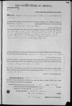000150, US Land Patent, T26S, R14E, Frederick M. Cox, Andrew J. Pelham, and BLM Land Patent Detail Sheet