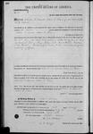 000151, US Land Patent, T26S, R14E, Frederick M. Cox, Andrew J. Pelham, Feb. 1, 1862, and BLM Land Patent Detail Sheet