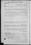 000153, US Land Patent, T26S, R14E, Isaac Yoakum, Feb. 1, 1862, and BLM Land Patent Detail Sheet