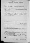 000155, US Land Patent, T26S, R14E, Isaac Yoakum, Feb. 1, 1862, and BLM Land Patent Detail Sheet