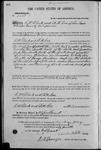 002067, US Land Patents, T26S, R14E, C. W. Clark, F. M. Cox, May 2, 1870, and BLM Land Patent Detail Sheet