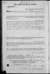 002155, US Land Patent, T26S, R14E, Philip Biddle, Aug. 10, 1869, and BLM Land Patent Detail Sheet