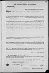 000683, US Land Patent, T26S, R15E, Philip B. Biddell, Mar. 20, 1869, and BLM Land Patent Detail Sheet