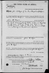 001784, US Land Patent, T27S, R09E, John H. Myers, May 10, 1870, and BLM Land Patent Detail Sheet