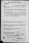 001803, US Land Patent, T27S, R09E, Thomas H. Glendenin, May 10, 1870, and BLM Land Patent Detail Sheet