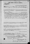 001924, US Land Patent, T27S, R09E, Benjamin F. Musie, May 10, 1870, and BLM Land Patent Detail Sheet