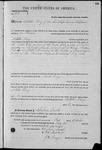 000182, US Land Patent, T27S, R13E, Achilles Yeary (Geary), Oct. 1, 1862, and BLM Land Patent Detail Sheet