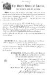 000527, US Land Patent, T27S, R13E, Robert Watt, May 1, 1869, and BLM Land Patent Detail Sheet