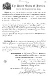 000528, US Land Patent, T27S, R13E, Robert Watt, May 1, 1869, and BLM Land Patent Detail Sheet