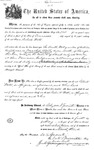 000535, US Land Patents, T27S, R13E, Robert Watts, May 1, 1869, and BLM Land Patent Detail Sheet