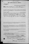 001980, US Land Patent, T27S, R13E, Benjamin Flint, Oct. 7, 1869, and BLM Land Patent Detail Sheet