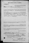 001998, US Land Patent, T27S, R13E, Robert Watt, May 10, 1870, and BLM Land Patent Detail Sheet
