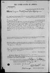 002002, US Land Patent, T27S, R13E, Benjamin Flint, May 10, 1870, and BLM Land Patent Detail Sheet