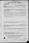 002154, US Land Patent, T27S, R14E, Philip Biddel, Aug. 10, 1869, and BLM Land Patent Detail Sheet