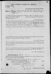 000043, US Land Patent, T27S, R15E, Philip Biddell, Mar. 28, 1861, and BLM Land Patent Detail Sheet