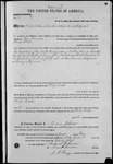 000737, US Land Patent, T27S, R15E, Philip Biddell, May 1, 1867, and BLM Land Patent Detail Sheet