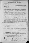 001742, US Land Patent, T27S, R15E, Philip Biddell, May 15, 1869, and BLM Land Patent Detail Sheet