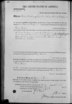 002757, US Land Patent, T27S, R15E, Philip Biddell, Nov. 10, 1870, and BLM Land Patent Detail Sheet