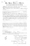 072898, US Land Patent, T27S, R15E, Robert G. Flint, Charles M. Haley, Muirhead Campbell, James McCreight, June 5, 1866, and BLM Land Patent Detail Sheet