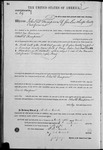 000064, US Land Patent, T27S, R16E, John D. Thompson, Mar. 28, 1861, and BLM Land Patent Detail Sheet