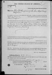 000066, US Land Patent, T27S, R16E, John D. Thompson, Mar. 28, 1861, and BLM Land Patent Detail Sheet