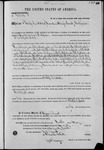 002376, US Land Patent, T27S, R16E, Philip Biddel, May 10, 1870, and BLM Land Patent Detail Sheet