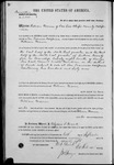 002562, US Land Patent, T28S, R10E, William Munn, Sept. 10, 1870, and BLM Land Patent Detail Sheet