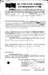 107599, US Land Patent, T28S, R10E, Young E. Selby, Walter S. Church, Henry Osborne, Nov. 10, 1871, and BLM Land Patent Detail Sheet