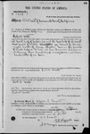 001956, US Land Patent, T28S, R13E, Robert Watt, May 10, 1870, and BLM Land Patent Detail Sheet