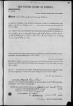 002186, US Land Patent, T28S, R13E, Robert Watt, May 2, 1870, and BLM Land Patent Detail Sheet